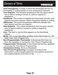 Slimline Platinum T1700 Owner's Manual Page #5