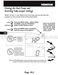 Slimline Platinum T1700 Owner's Manual Page #42
