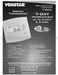 Slimline Platinum T1800 Owner's Manual Page #2