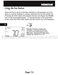 Slimline Platinum T1800 Owner's Manual Page #36
