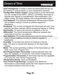 Slimline Platinum T1800 Owner's Manual Page #5