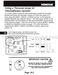 Slimline Platinum T1800 Owner's Manual Page #48