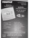 Venstar T2700 Installation Instructions