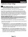 Slimline T2700 Installation Instructions Page #10