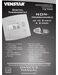 Venstar T2700 Owner's Manual