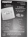 Venstar T2900 Installation Instructions