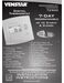Slimline T2900 Installation Instructions Page #2