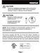 Slimline T2900SCH Installation Instructions Page #3