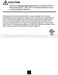 Explorer T3700 Owner's Manual and Installation Instructions Page #3
