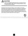 Explorer T3800 Owner's Manual and Installation Instructions Page #3