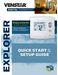 Explorer T4700 Quick Start & Setup Guide Page #2