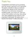 ColorTouch T8800 Quick Start & Setup Guide Page #4