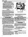 Classic 80 Series 1F87-361 Installation and Operation Instructions Page #3